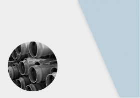 Труба НПВХ канализационная напорная